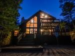 cliffhanger cabin outside