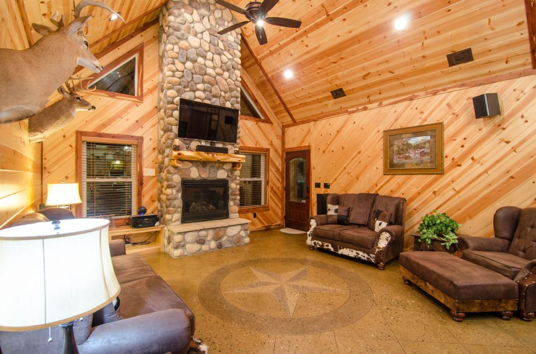 Photo Gallery Ok Corral Cabin Rentals Beavers Bend