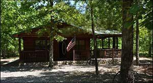 Hootin Holler Cabin