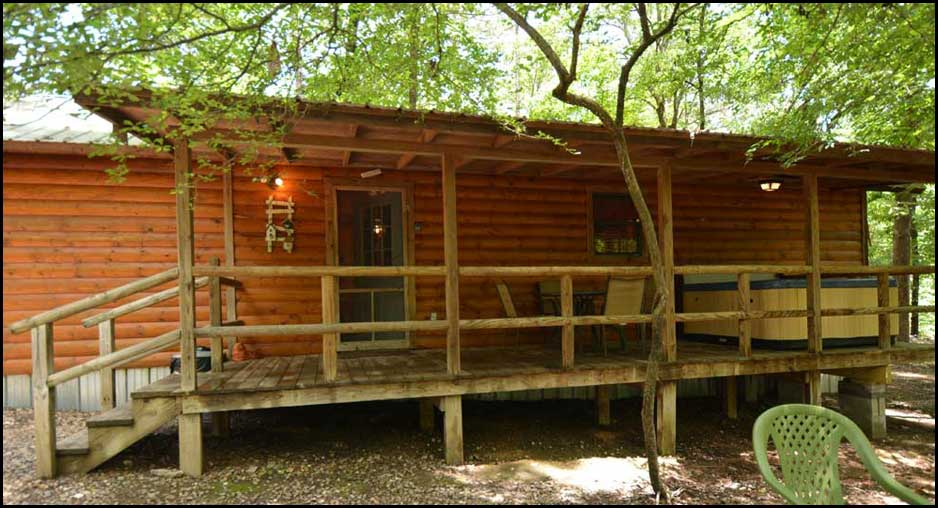 Bradley cabin cabin rentals beavers bend lodging for Bend cabin rentals
