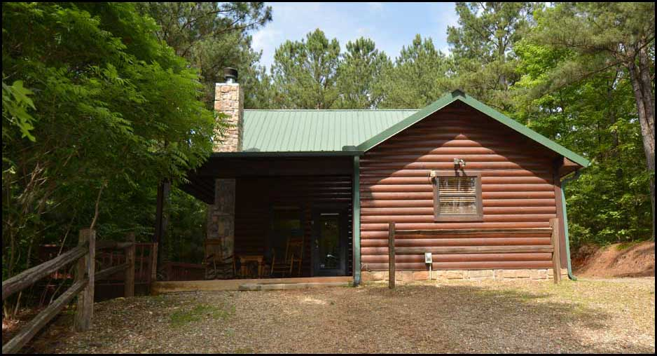Dragonfly cabin rentals beavers bend lodging for Bend cabin rentals