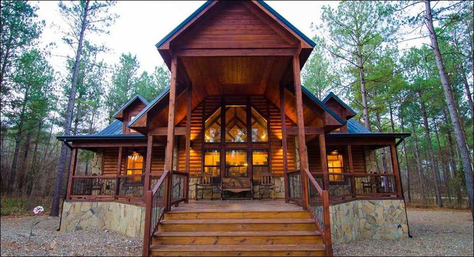 Serenitypoint Broken Bow Lake Cabin