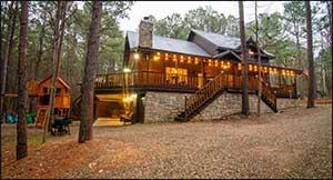 5 Bedroom Cabins Cabin Rentals Beavers Bend Lodging