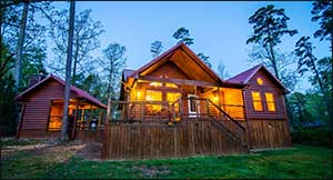 cabins in broken bow oklahoma