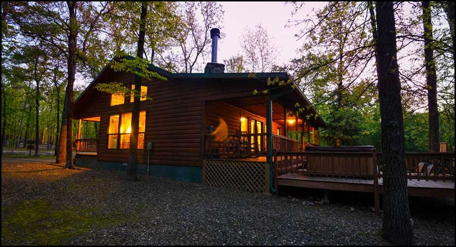 Andy Griffith S Peace In The Pines Cabin Cabin Rentals