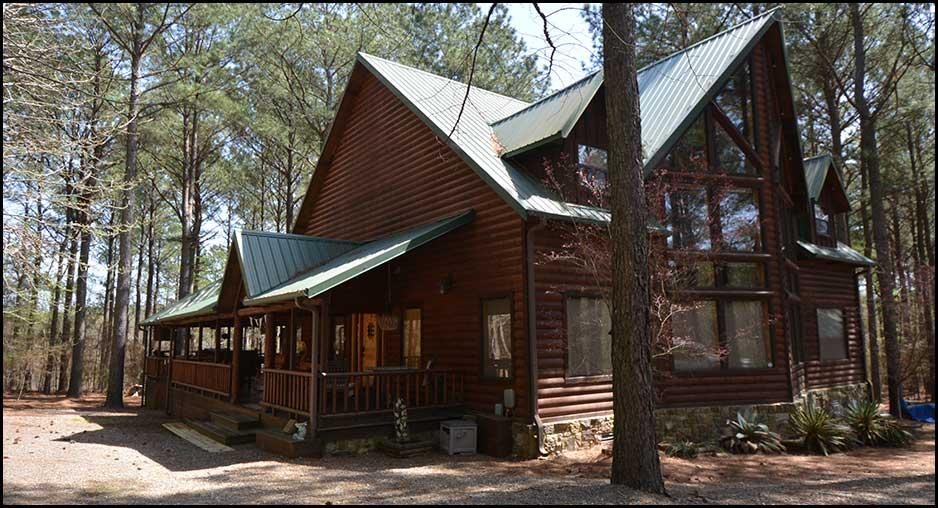 Beavers Bend Cabin - Das Biberhause